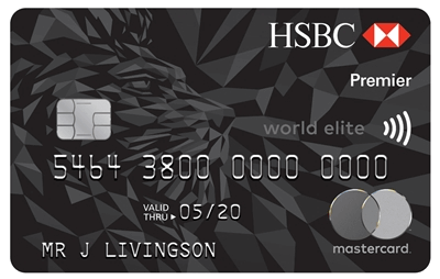 HSBC Premier World Elite