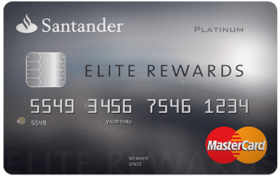 Santander Elite Rewards Platino