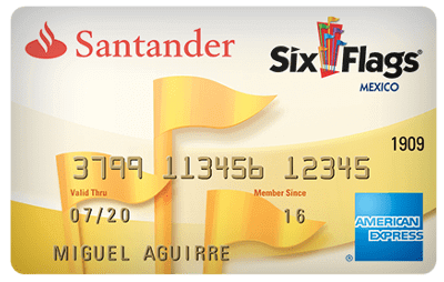 Santander Six Flags