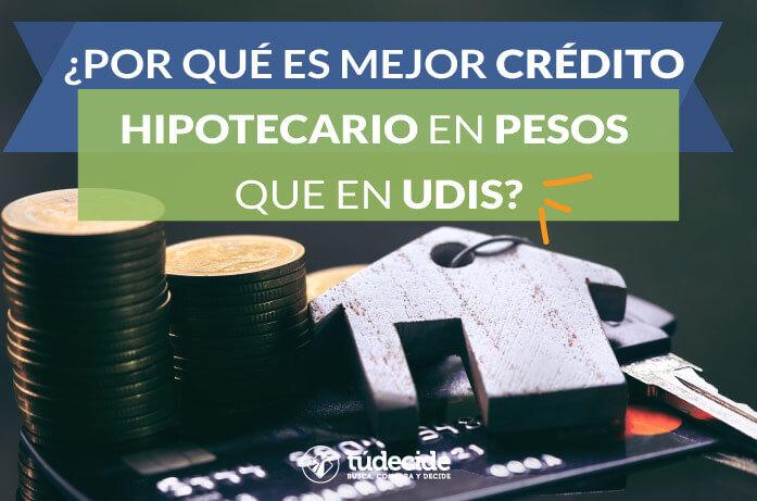 Crédito hipotecario en pesos