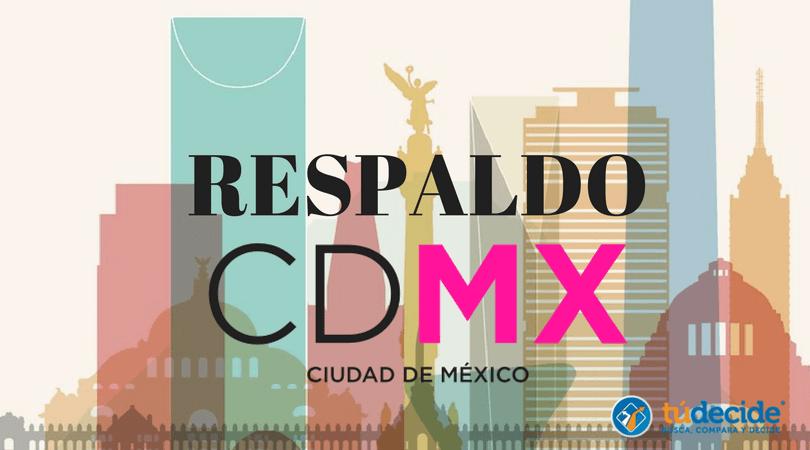 Respaldo CDMX