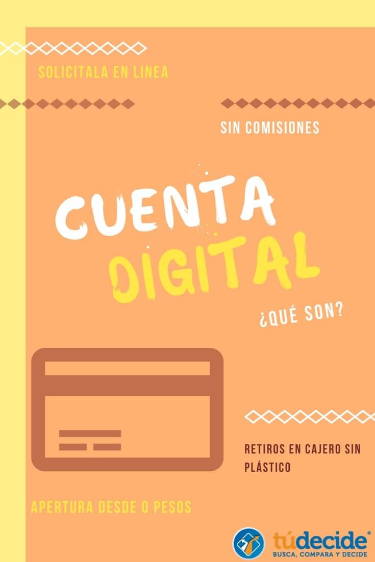 ¿Qué es una Cuenta Digital?