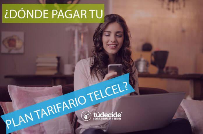 ¿Dónde pagar tu plan Telcel?