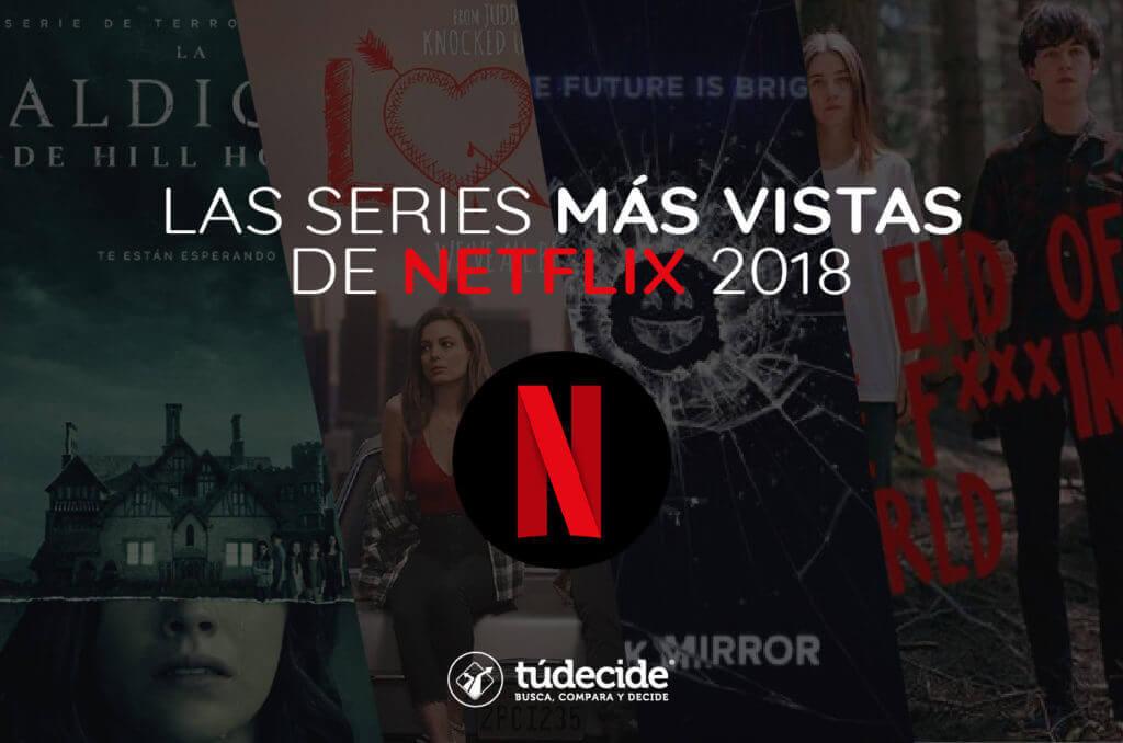 Las series más vistas en Netflix 2018