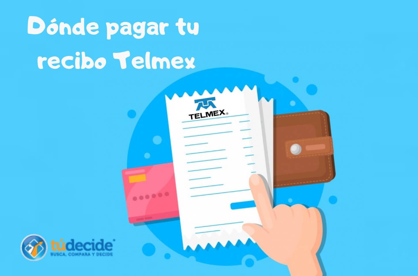 Dónde pagar Telmex
