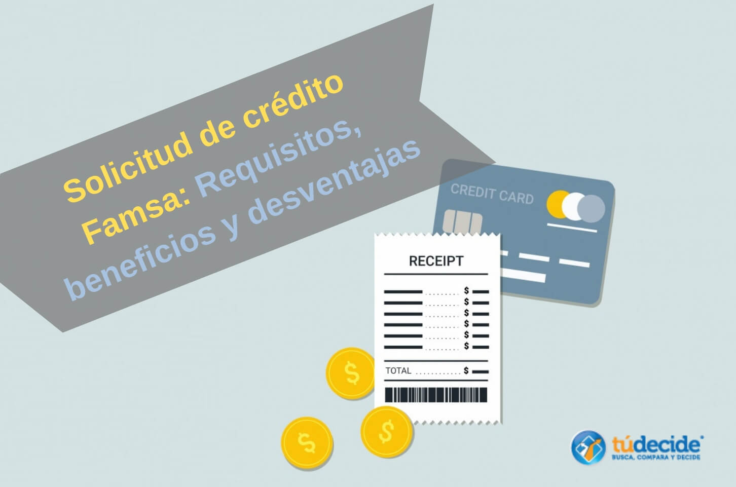 Solicitud de crédito Famsa