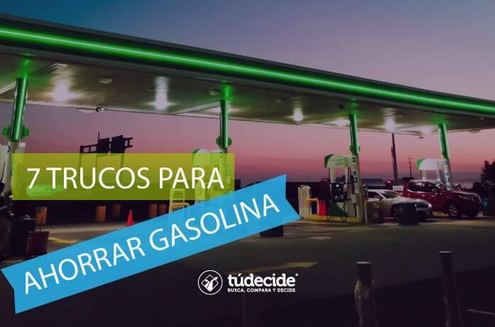 7 trucos para ahorrar gasolina