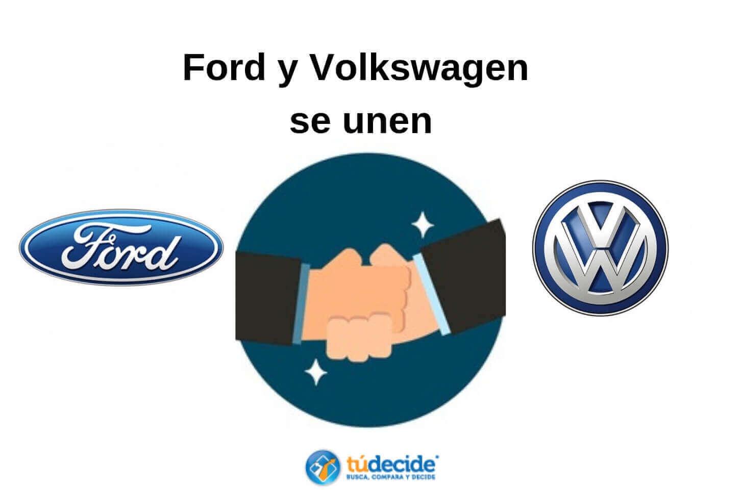 Ford y Volkswagen