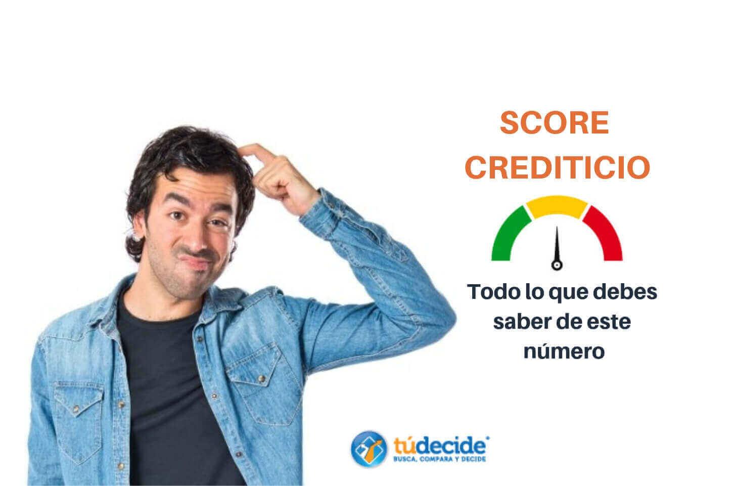 Score Crediticio