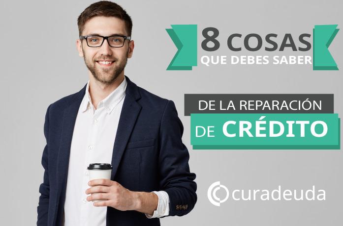 Cosas que debes saber sobre la reparación de crédito